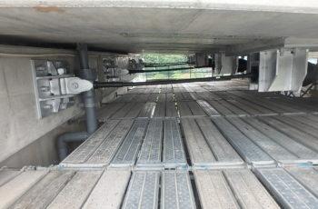 PC橋の落橋防止システム設置工事
