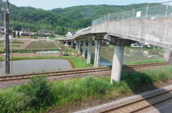 PC・RC跨線橋の補修設計
