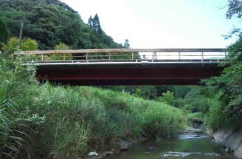 H桁橋の支承取替設計
