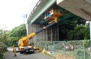 H桁橋の補修設計