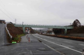 跨道橋(3橋)の落橋防止システム設計