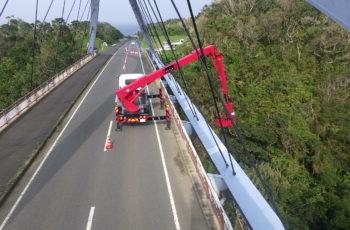 ニールセンローゼ橋の補修設計