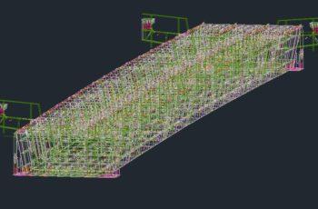 軌道桁の製作情報処理